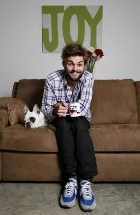 nick thune knocked up