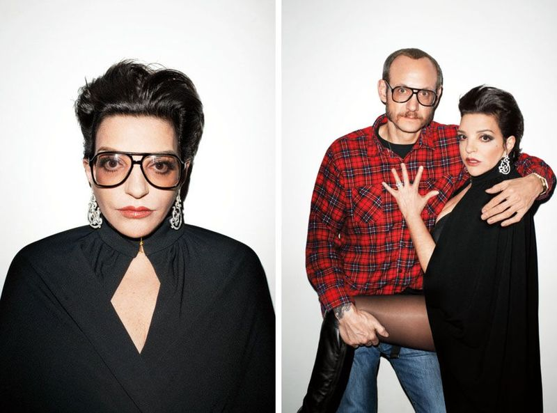 liza minnelli terry richardson