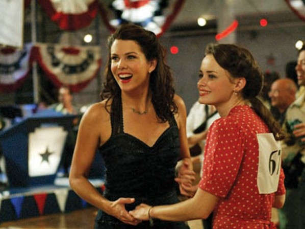 gilmore girls dance marathon