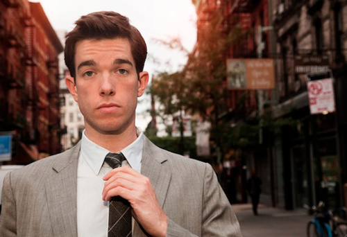 Nobody puts John Mulaney in the corner.