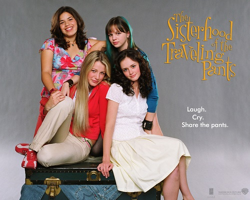 sisterhood of the traveling pants full