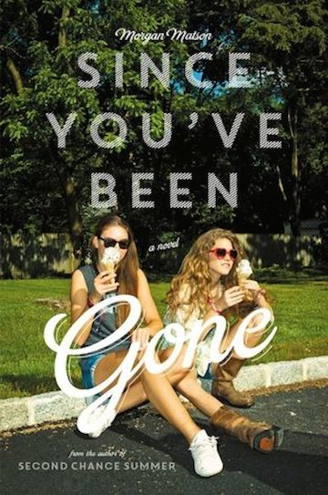 since you've been gone morgan matson cover