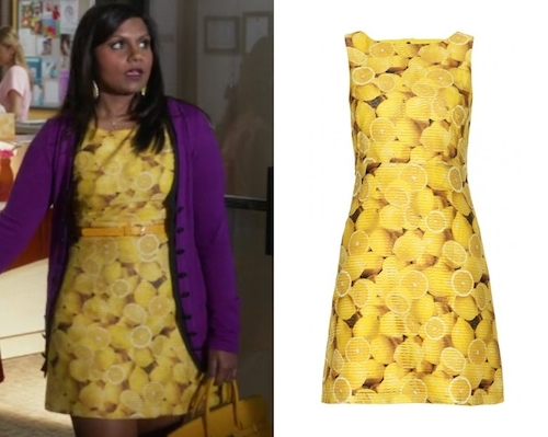 the mindy project clothes