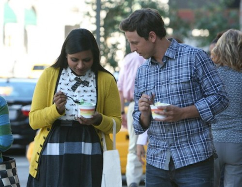 the mindy project fashion